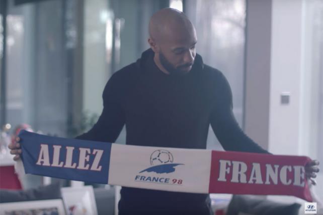 LG's soccer spot edges Hyundai's soccer spot in a very World Cup Viral Video Chart