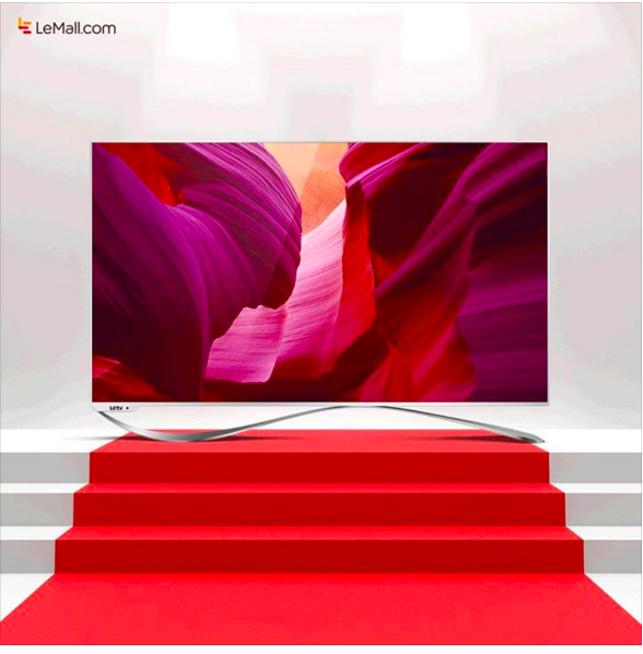 A smart TV from LeEco
