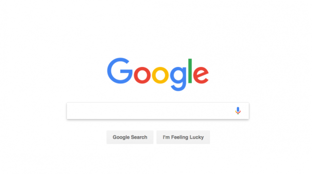 Google on May the 4th, 2017