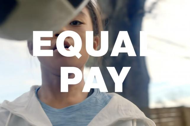 Procter & Gamble 'Equal Pay' ad features soccer players in wake of women's team lawsuit