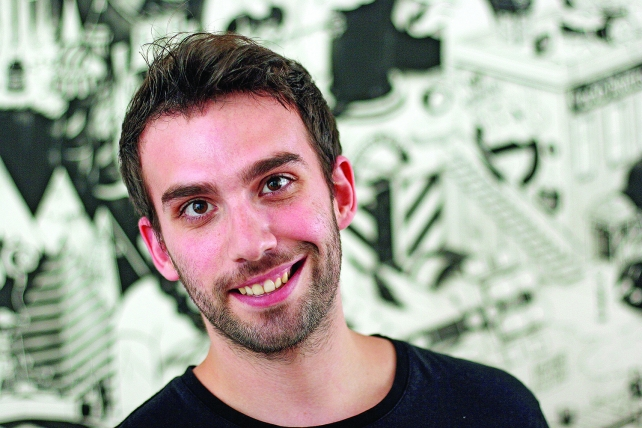 Creatives You Should Know 2014: Shachar 'Chuck' Aylon, Writer, 72andSunny