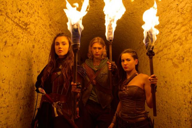 MTV's 'The Shannara Chronicles' is a TV show about several teens who must embark on a quest.