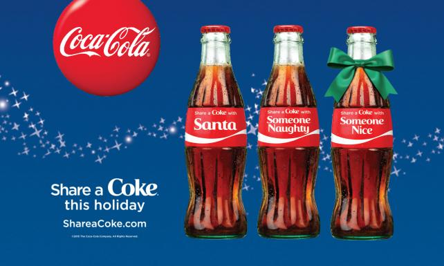 Share-A-Coke Holiday Packages