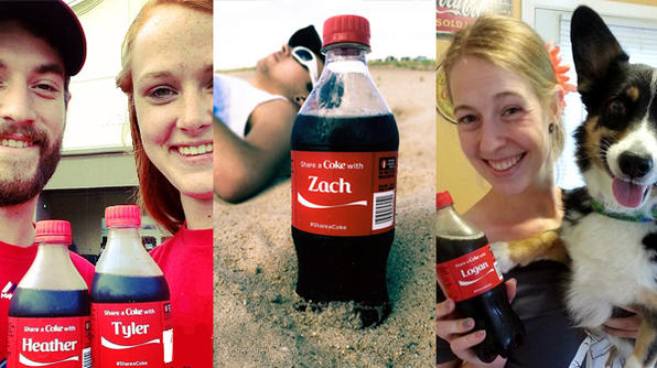 Coca-Cola, whose massive Share a Coke campaign is back this summer, is reviewing its media agencies around the world.