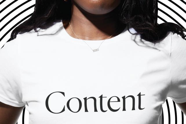 NYMag's The Cut doubles down on its viral-headlines t-shirt collection with a new Amazon street campaign