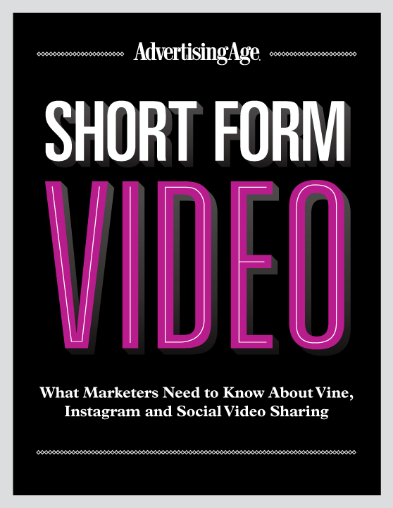 Short-Form Video: Vine, Instagram and Social Video Sharing | News ...