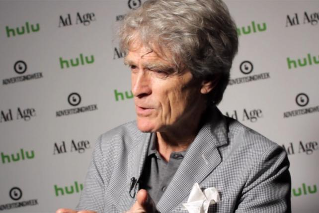 Advertising Week: John Hegarty on the Need for Creativity in Data