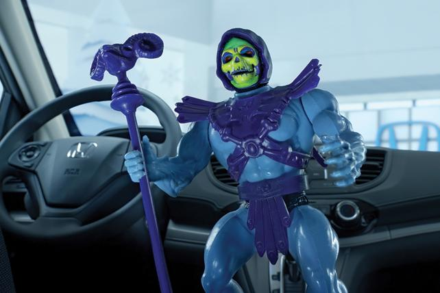 He-Man and Skeletor Are Back As Car and Insurance Salesmen