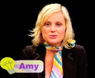 'SNL's' Poehler Tries Earnesty on Web