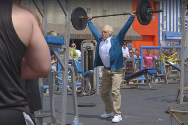 Smith & Forge's Muscle Beach Prank Video Hits 70 Million Views