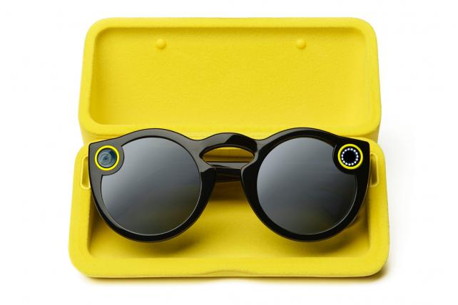 Snap Inc.'s Spectacles product.