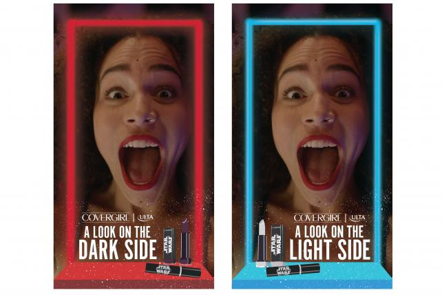 P&G was able to correlate its Star Wars-themed CoverGirl campaign on Snapchat with in-store sales at Ulta.