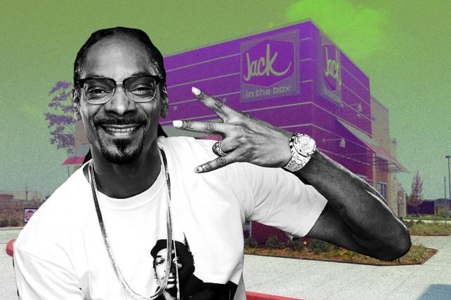 Snoop Dogg and Jack In The Box