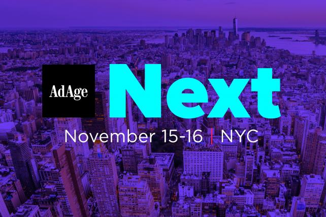 Are You Coming to Ad Age Next?