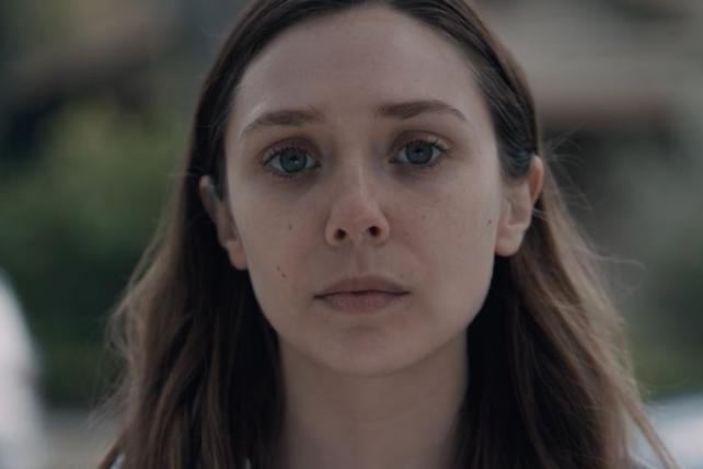 Elizabeth Olsen stars in Facebook Watch's 'Sorry For Your Loss.'