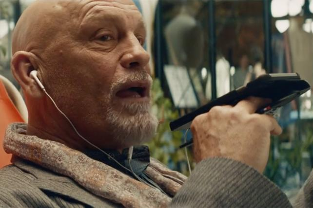 Watch John Malkovich Try to Reclaim His (Domain) Name in Squarespace's Super Bowl Ad
