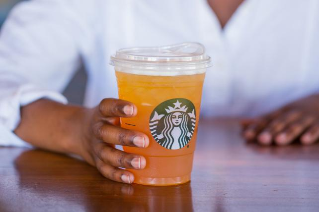 Starbucks joins growing movement against plastic straws
