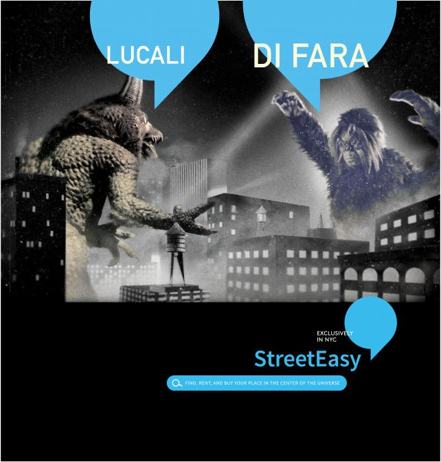 From StreetEasy's 'There's Only One City' campaign