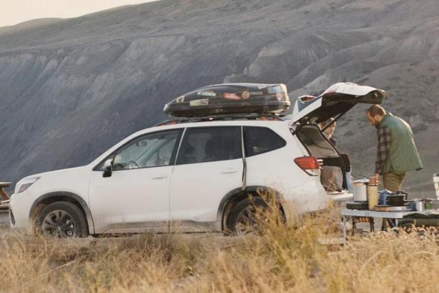 Subaru emphasizes safety, capability with Forester campaign