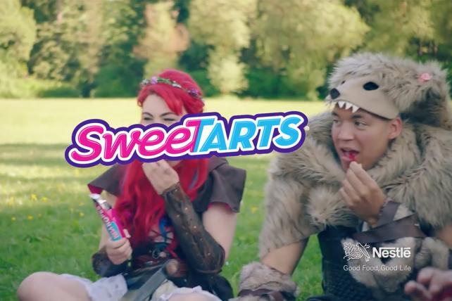 See The Spot: Sweetarts Digital Push Stars Influencers