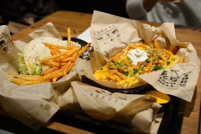 In China, Taco Bell will serve its food at hotter temperatures than in its American locations.
