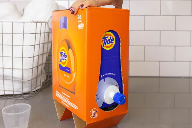 Marketer's Brief: No, Tide is not getting into the wine business