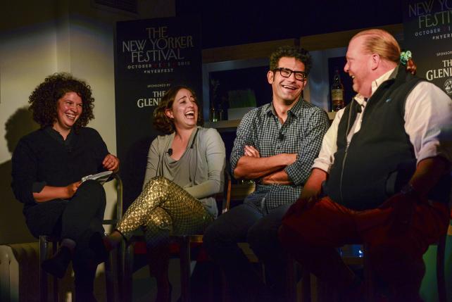 New Yorker Festival Taps Sibling Conde Nast Brands for Sponsored Panels