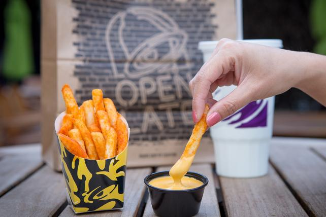 Taco Bell will sell Nacho Fries starting Jan. 25.