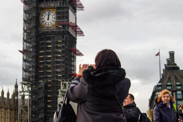 Taco Bell chimes in for London's Big Ben