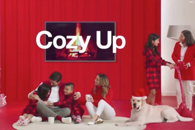 Target ditches storyline approach in holiday campaign