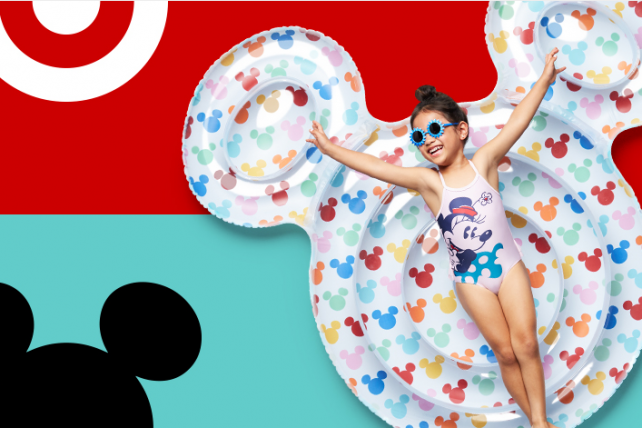 Target has teamed up with Disney on a collection.