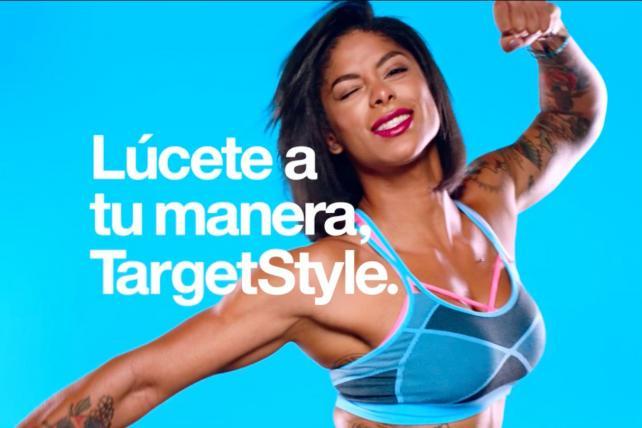 Target is increasing its Hispanic marketing effort.
