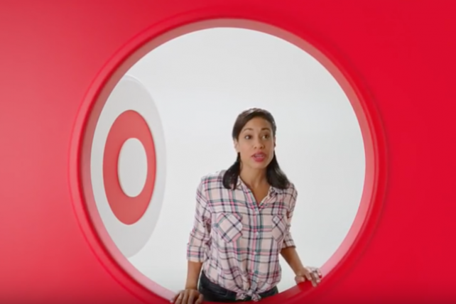 Target's new ad campaign focused on everyday essentials.