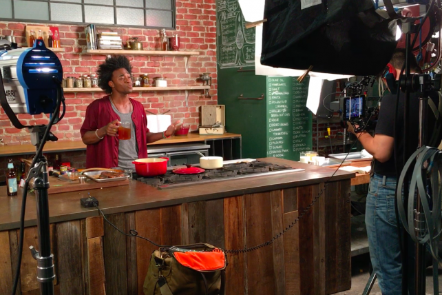 Tastemade produces food and travel shows that air on YouTube, Facebook and Snapchat.
