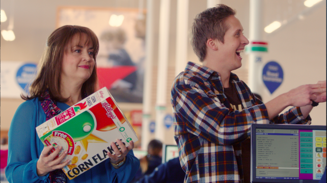 Tesco Fights to Win Back Shoppers With First TV Ads of 2015