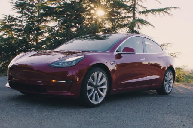 Established automakers outsell Tesla by orders of magnitude, but also spend heavily to advertse.
