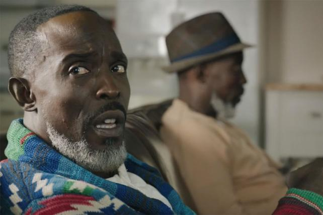 Actor Michael K. Williams Questions His Many Selves in The Atlantic's Thought-Provoking Campaign