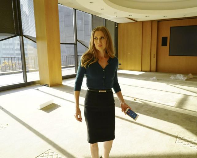 Cleaned out: Mireille Enos stars in ABC's 'The Catch.'
