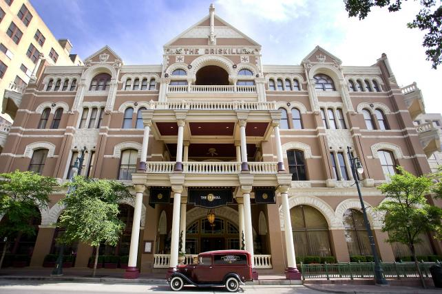 The Driskill in Austin, Texas, The Unbound Collection by Hyatt