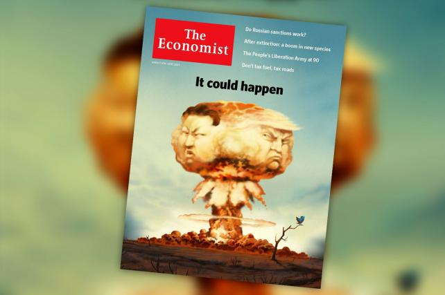 The Economist Reminds Us to Worry About North Korea