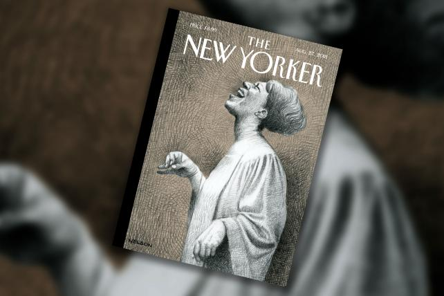 The New Yorker pays tribute to Aretha Franklin