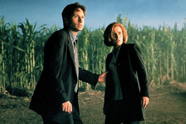 The original 'X-Files.'