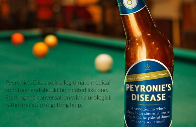 Beer sexual dysfunction
