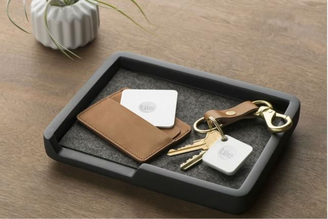 Tile Mate and Tile Slim smart location products