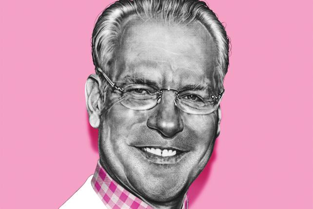Q&AA: Tim Gunn hangs tough -- especially on hammer pants