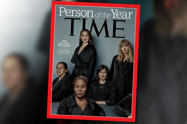 Time's Person of the Year Is ... a Whole Bunch of Persons