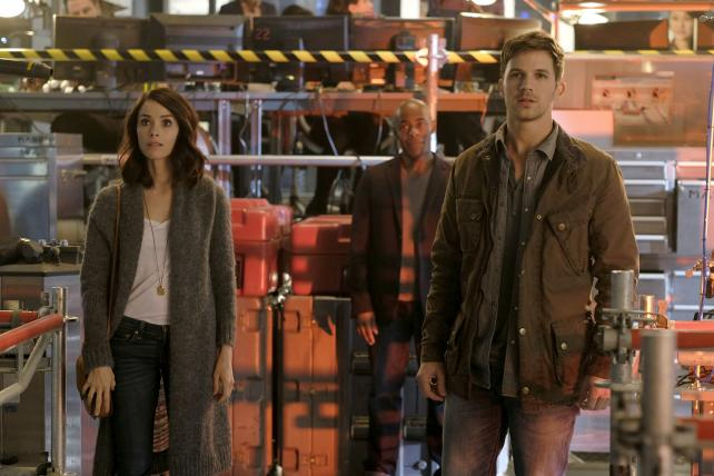 NBC's 'Timeless' is getting a lot of love during Olympics coverage