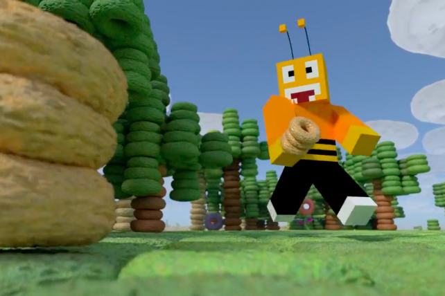 Tongal wants to pair brands with UTA's talent and its creators, who have produced campaigns like a Minecraft-style animated video for Cheerios.