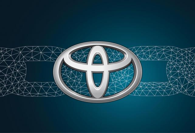 Toyota says it gets a boost when applying blockchain to digital ad buys