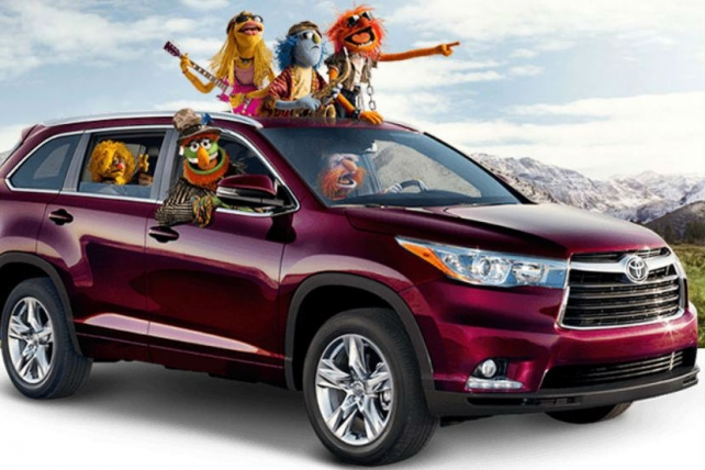 Toyota, which is currently using the Muppets in its marketing, is moving its U.S. operations to Texas